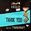 Thumbnail: Lindt HELLO Thank You Box 45g