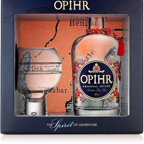 OPIHR Oriental Spiced Gin Gift Set