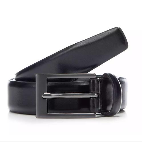1778 Black Leather Belt