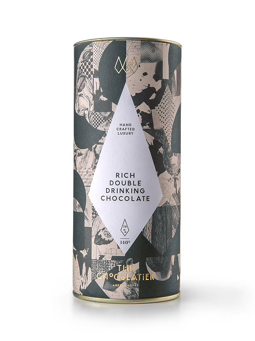 The Chocolatier Rich Double Drinking Luxury Hot Chocolate