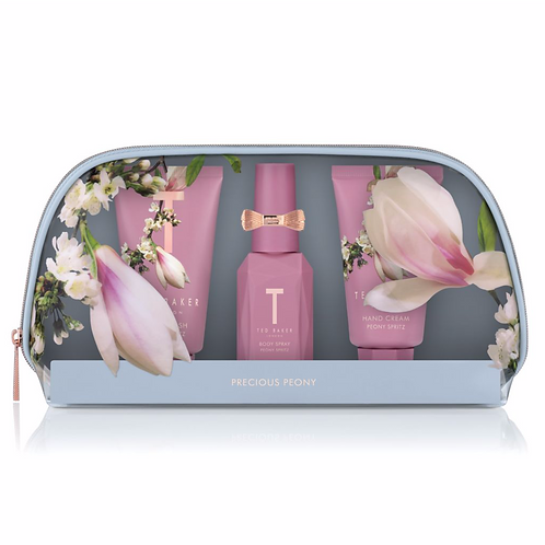 Ted Baker Floral Grey Gift Set