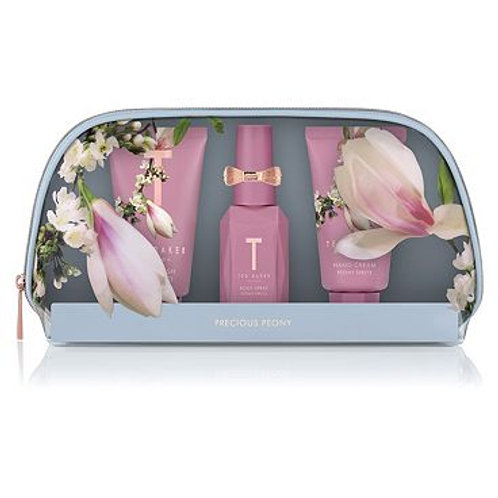 Ted Baker Floral Pamper Set (Grey)