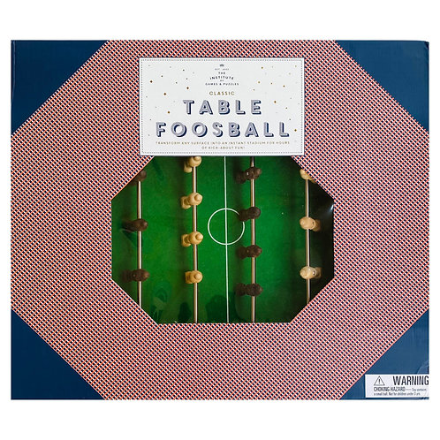 Classic Table Foosball Game