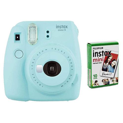 Instax Mini 9 Camera + Free Instant Film (1 set)