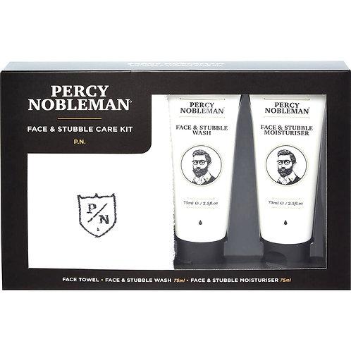 Percy Nobleman  Face & Stubble Gift Set