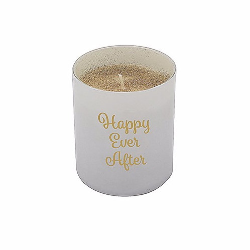 Happy Ever After Candle Pot