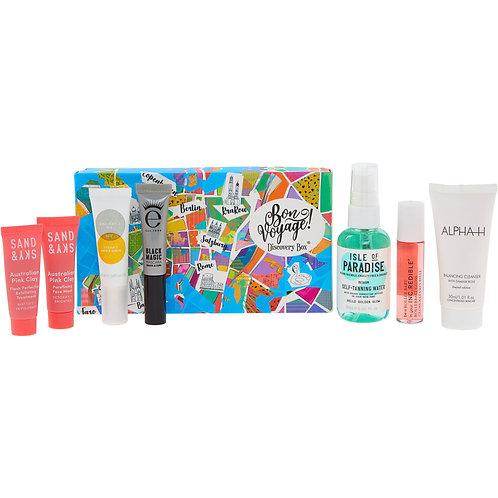BON VOYAGE Seven Piece Beauty Discovery Box