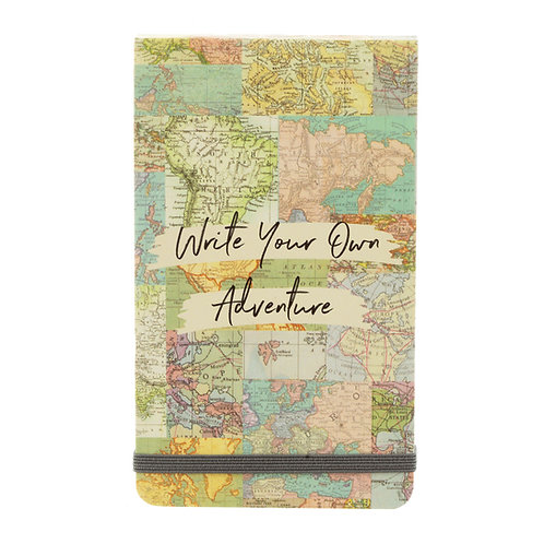 Retro Map Flipbook