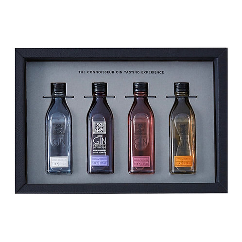 The Connoisseur Gin Tasting Experience Gift