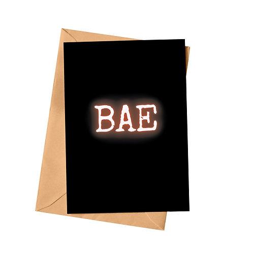 Valentines Card X