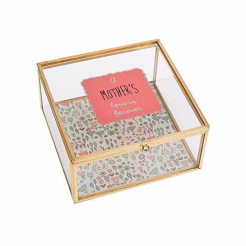 Trinket Box ''A mothers love is forever''