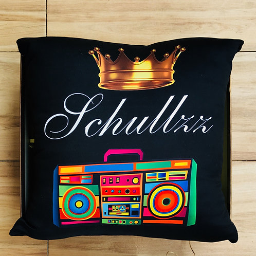 Customised Throw Pillow