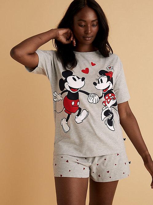 Mickey Mouse™ Short Cotton Pyjama Set