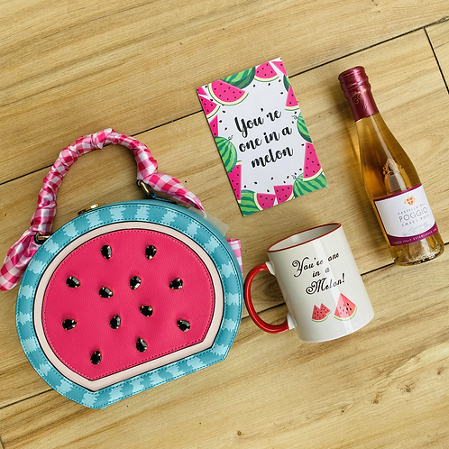 You're One in a Melon Gift Set for Her
