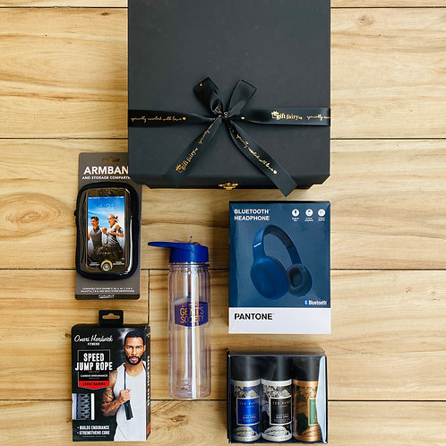 Sporty Dude Gift Set