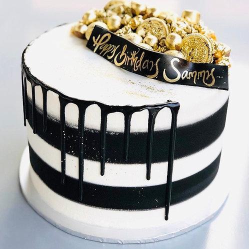 Celebration 8 Inch Cake
