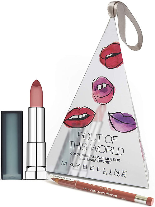 Maybelline Pout of This World Gift Set