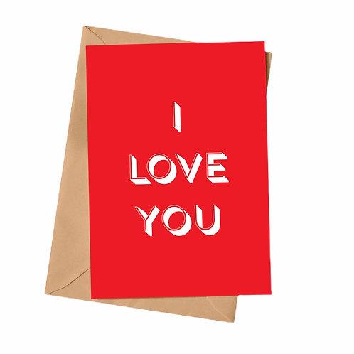 Valentines Card V