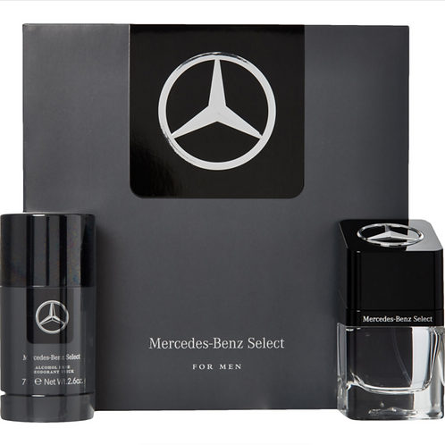 MERCEDES-BENZ Select Eau De Toilette Fragrance Set
