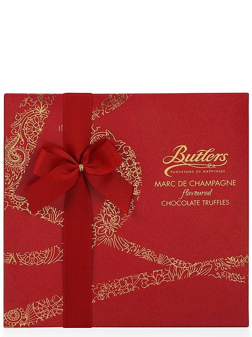 BUTLERS CHOCOLATES  Marc de Champagne Truffles 200g
