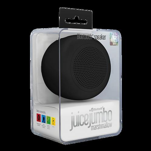 JUICE Black Jumbo Marshmallow Bluetooth Speaker