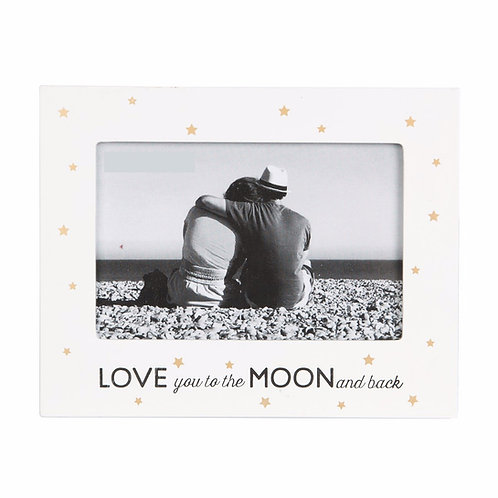 Love You to the Moon & Back Frame