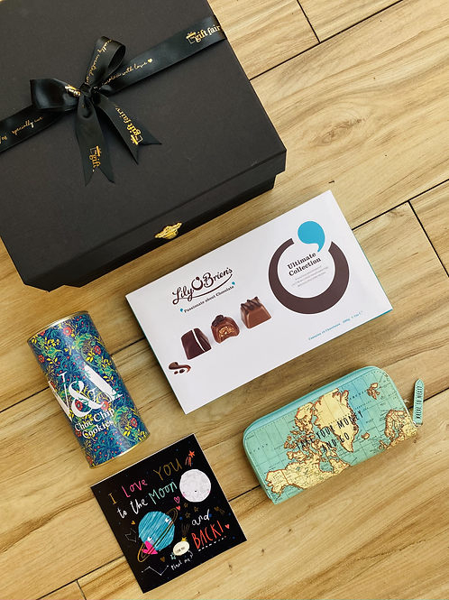 Turquoise Love Gift Set