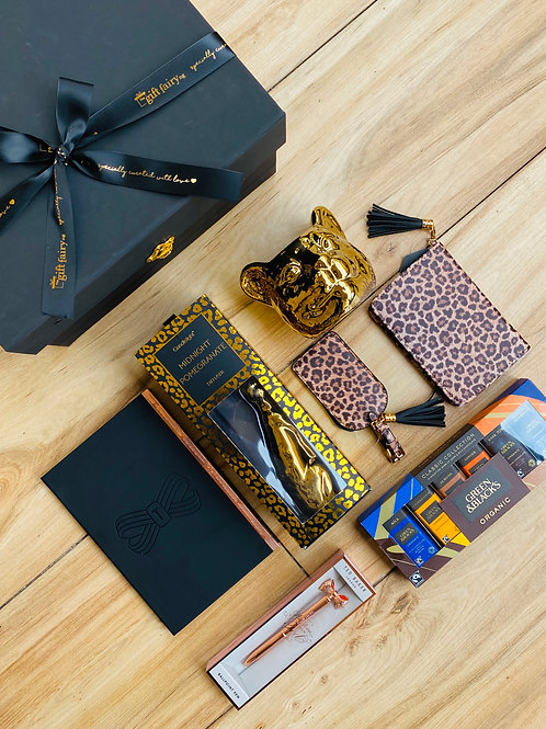 Leopard Themed Gift Set