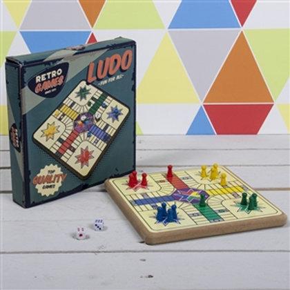 Retro LUDO Board Game