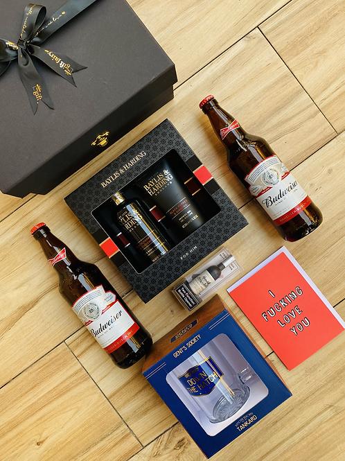 Beer Hugs Gift Set I