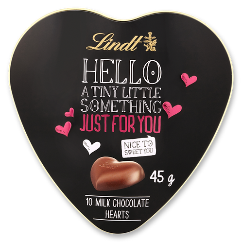 Lindt HELLO Thank You Box 45g