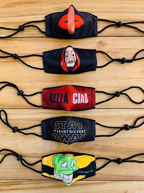 Creative Face Masks