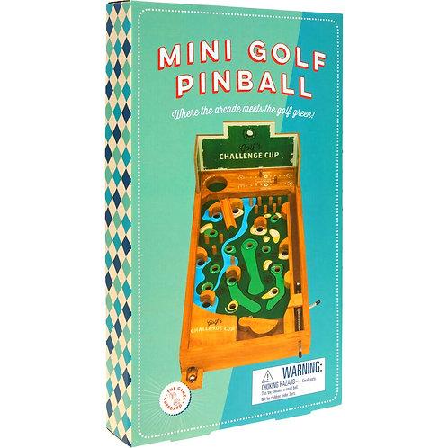 Mini Golf Tabletop Pinball Game