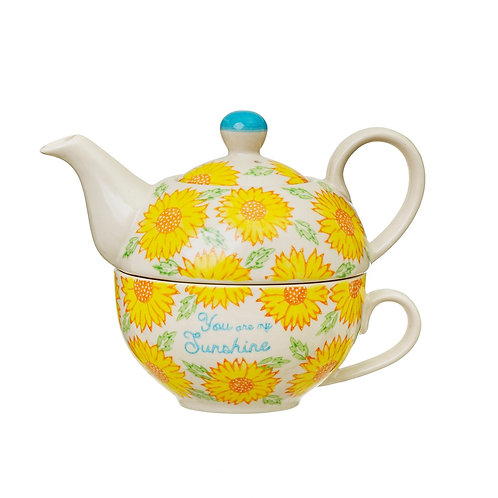 You are my Sunshine TeaPot