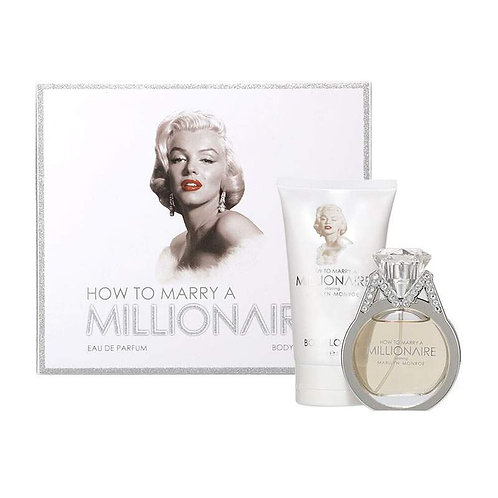 Marilyn Monroe Perfume Gift Set 50ml (MMGS)