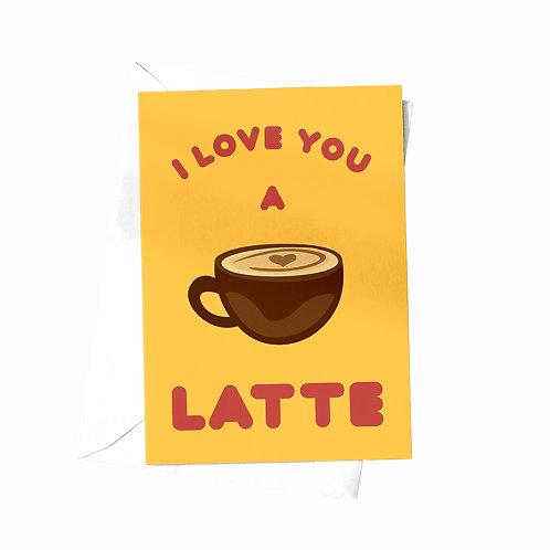 Valentines Card XI