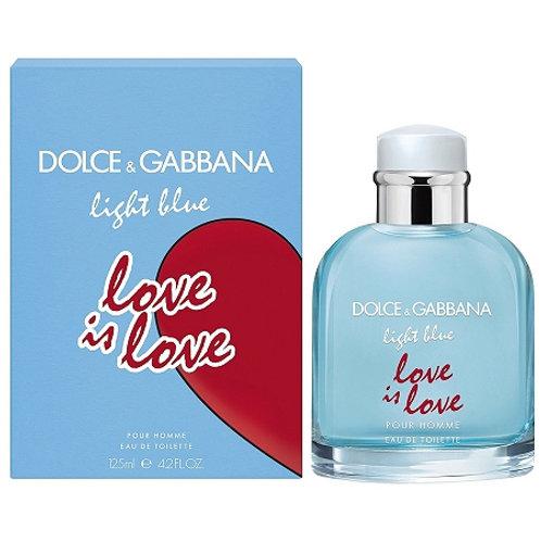 DOLCE & GABBANA Love Is Love EDT 75ml