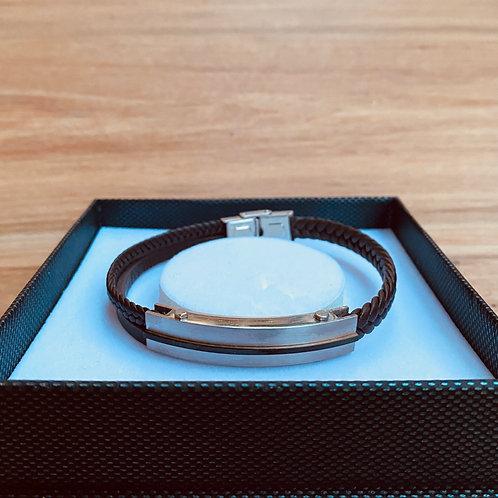 Men's Leather Bracelet II