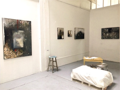 First Art Studio in the USA