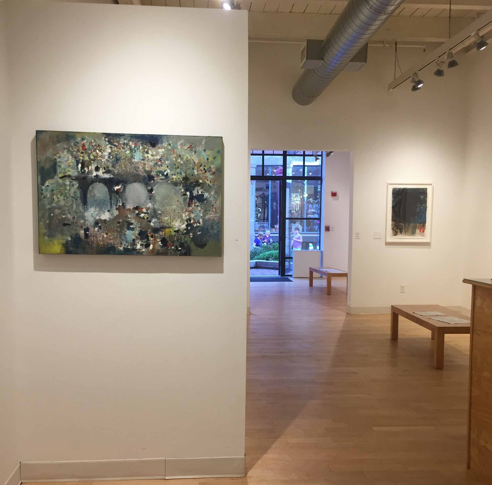 Group Show at Bromfield Gallery