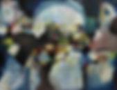 Mirela Kulovic Portal 36_x48_ oil on can