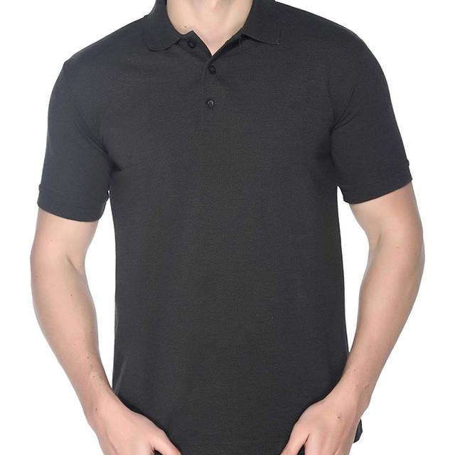 Anthra Melange Polo T shirt