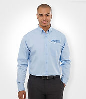 Men's corporate shirt