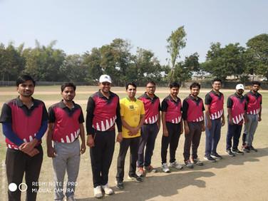 Cricket Printed Jersey