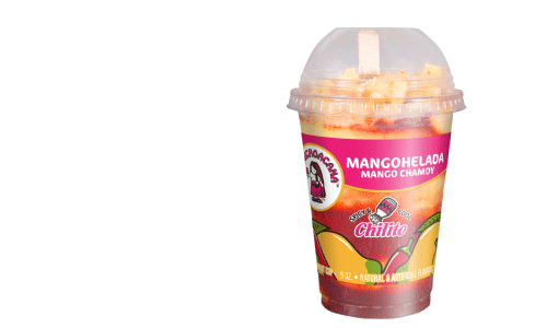 Dive into a refreshing paleteria experience with a unique product that awakens your senses, made with real mango chunks and chamoy, our vacito delivers sweet, salty, spicy, and tartness all in one spoonful.