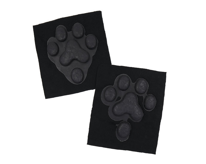 SILICONE CANINE HAND PAW PADS