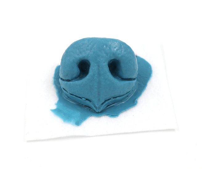 REALISTIC SILICONE WOLF NOSE