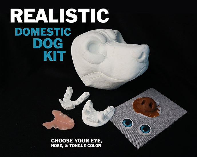 (( KIT )) REALISTIC DOMESTIC DOG RESIN BASE
