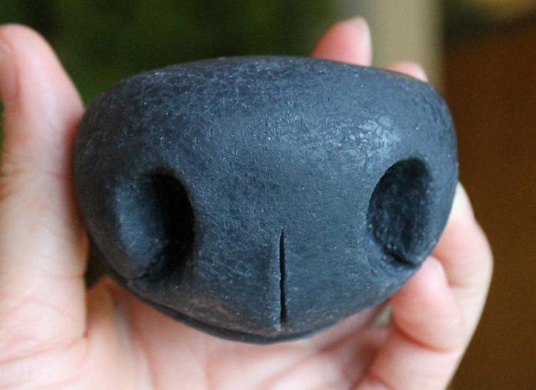 SEMI-TOONY SILICONE CANINE NOSE