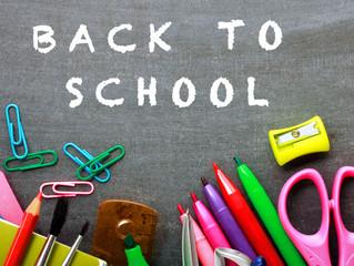 BACK-TO SCHOOL ESSENTIALS: FROM KINDERGARTEN TO COLLEGE